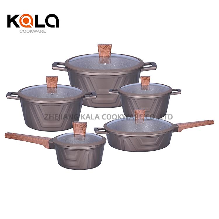 non-stick coating frying pan